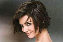 SHORT HAIR OBSESSION / Short hair inspiration! / by Dorothea McCollum