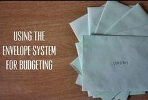 budgeting tips. / helpful budgeting tips.  / by Nicole @ Treasure Tromp