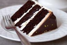 desserts (non-vegan). / by Nicole @ Treasure Tromp