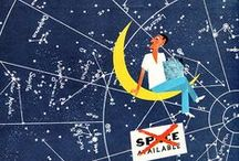 StarTalk Retro Space and Sci-Fi Images / Our fans love early Sci-Fi and the Space program, and we do too! Here's a place to share your pins of retro images. Pin away!! / by StarTalk Radio