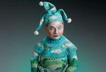 Art - Dolls / by Colleen Rainey