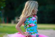 Boutique Childrens Couture / Girls Boutique Clothing / by Baby 2B Nashville