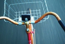 On A Bicycle Built For Me....  / by Mei Mei