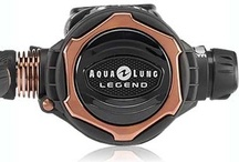 Enter the Legend / Aqua Lung's all new series of regulators crafts the future with innovative technology and cosmetic appeal. / by Aqua Lung Divers