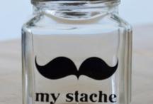 Moustachio :{ / by Eileen Rachelle