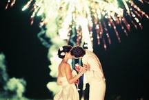 wedding reception ideas / by Nicole Sykes Mullen