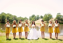bridal party / by Nicole Sykes Mullen