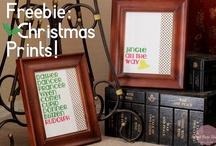 Christmas / by Katie {Sweet Rose Studio}