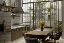 LIVING SPACES / and the details  / by Audrey Mak