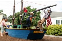 Family Travel / Your guide to family fun in eastern Connecticut. / by Mystic Country,