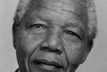 Nelson Mandela / by Melissa Fears