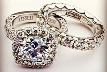 Diamonds are forever / The best accessory to any outfit is a diamond :D / by Sabrina Conner