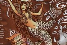 Mermaids / by Cattywampus Quilter