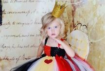 Costume Cuteness / by Jennifer Rader