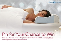 WINNER: Sleep Number Holiday Haven Contest / by Elizabeth Langston