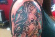 Tattoo dreams / by Shea Posey