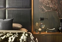 Beautiful BEDROOMS / Beautiful bedrooms, professionally designed by interior designers. Various styles and many details. / by Lisa Ferguson