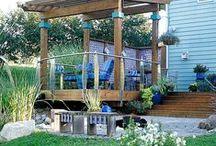 Porch/Deck/Patio / by Sara Howard