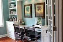 Guest room/Office / by Sara Howard