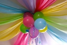 Party Ideas / by Stacy Doolittle