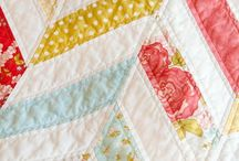 Let's make a quilt, Mom! / by Deanna Devine