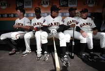 San Francisco Giants / by Joey Galloway