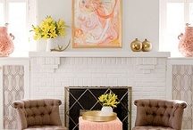 z. home - foyer / by Amy Graves