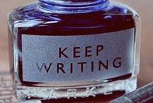 Writing Support / by Jill Hathaway