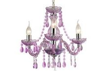 Girly / Feminine styling, colors & bling  / by Dynamic Home Decor
