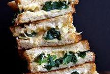 Nomnomnomz (Sandwiches and Wraps) / by Laura Buecker