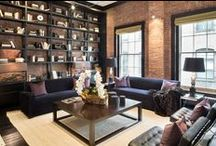 144 Duane St. New York NY / by Meridith Baer Home