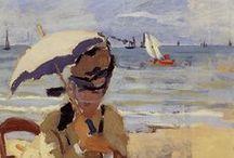 ART-- Claude Monet / by Norma Toering