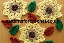 Crochet Applique / by Cari Stenzel