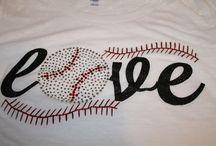 Baseball...my ❤4⃣⚾♦ / by Heather Scardino