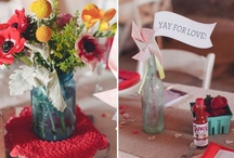 Centerpieces + Vases / by Heather Driscoll
