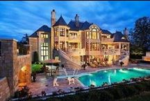 Dream Home / by Brittney Tuttle