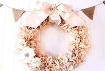 Wreaths / by Heather Driscoll