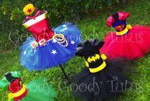 Costumes   / by Alisha Hollan