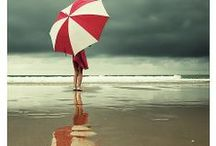 Umbrella Shots / by Jill Italia