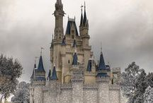 Castles - I want one!  / by Luna Anne