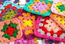 Needles, Thread, Hooks and Yarn / by Jeannee Stevens