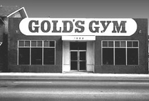 Muscle Beach / A glimpse inside Venice Beach's infamous Gold's Gym, revisited by Paul Solotaroff in our February 2011 issue. / by Men's Journal