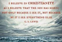 C. S. Lewis Quotes / For More Quotes Visit CSLewisDaily on Twitter - www.twitter.com/cslewisdaily / by C. S. Lewis