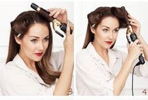 .hair: how-to's. / by Maddie Rogers