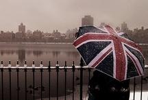 Rain, simply British Rain!  / by L *freebie* Bailey