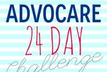24 Day Challenge / by Maria Padgett