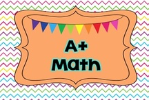 Math / by Lynn Heinz