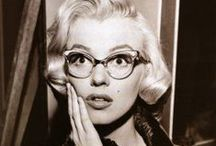 Vintage/ Retro Eyewear / by Frisking the Whiskers