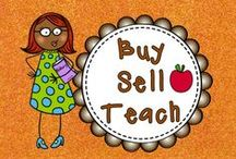Buy, Sell, Teach / An online store for the educational community. Contact me at sandy.cangelosi@gmail.com if you would like an invitation to contribute. / by Sweet Integrations