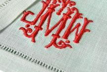 Monograms / by Martin Twiss
